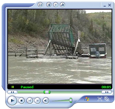 Media Player North Wheel